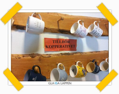 Glada Lappen: Dessa koppar tillhör kopperativet